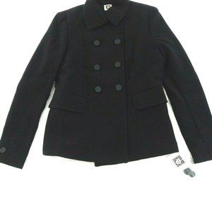 Anne Klein Women's  Double Breasted Peacoat 2